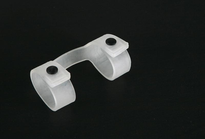 Strap Holder Clear- MK2