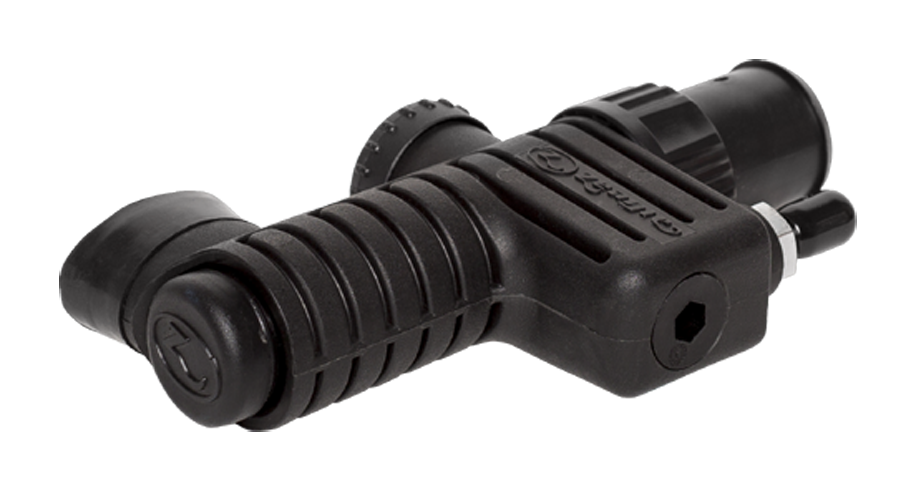 Zeagle BX Power Inflator with QD