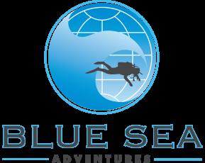 Blue Sea Adventures Logo