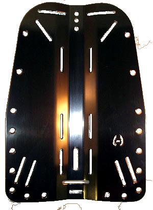 Hollis Aluminum Backplate
