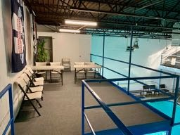 Blue Sea Adventures Pool Deck