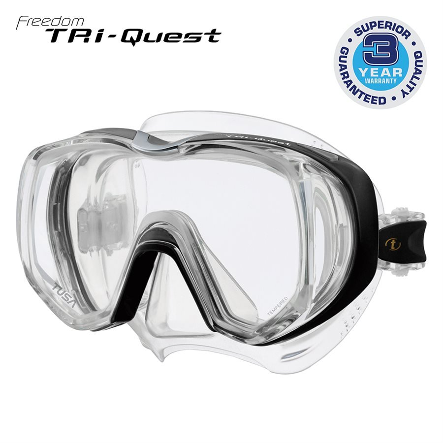 Tusa Tri-Quest 3 Window Mask
