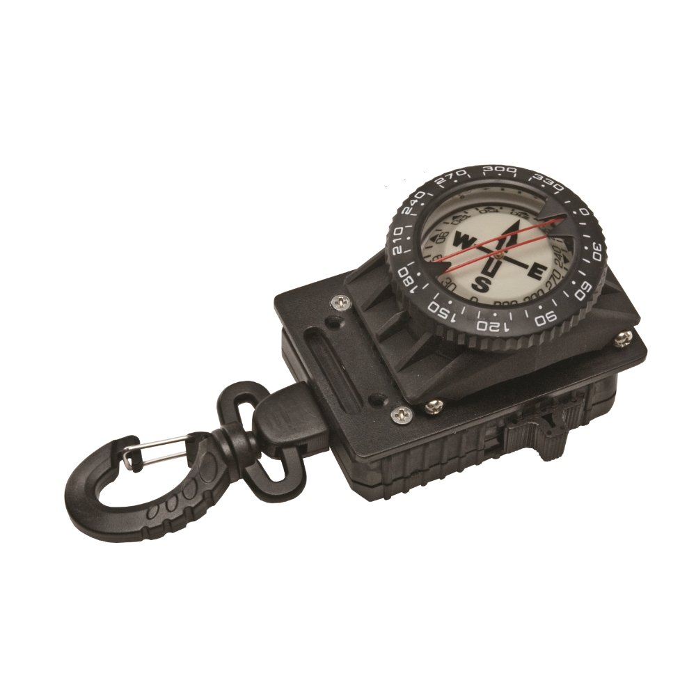 BCD Compass w/ Locking Gripper Retractor