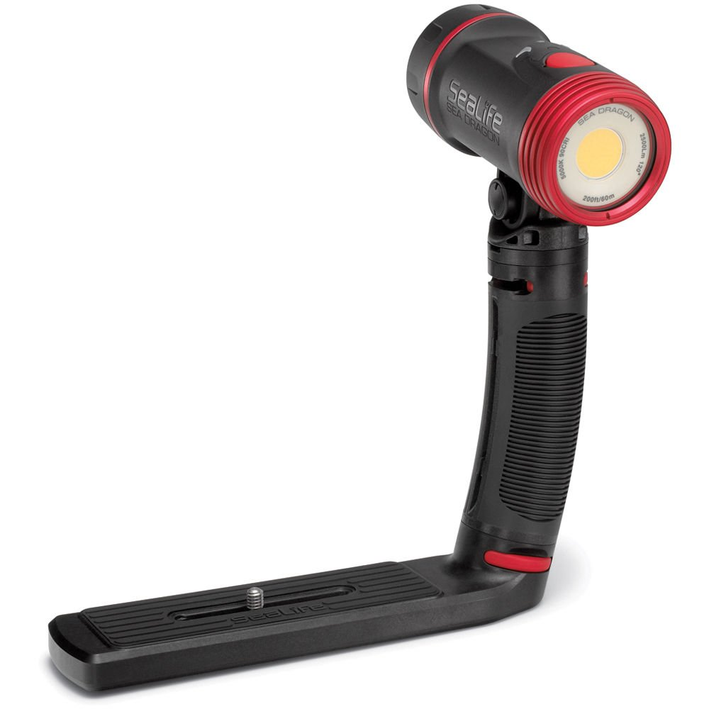 Sea Dragon 2500F Photo/Video/dive light kit
