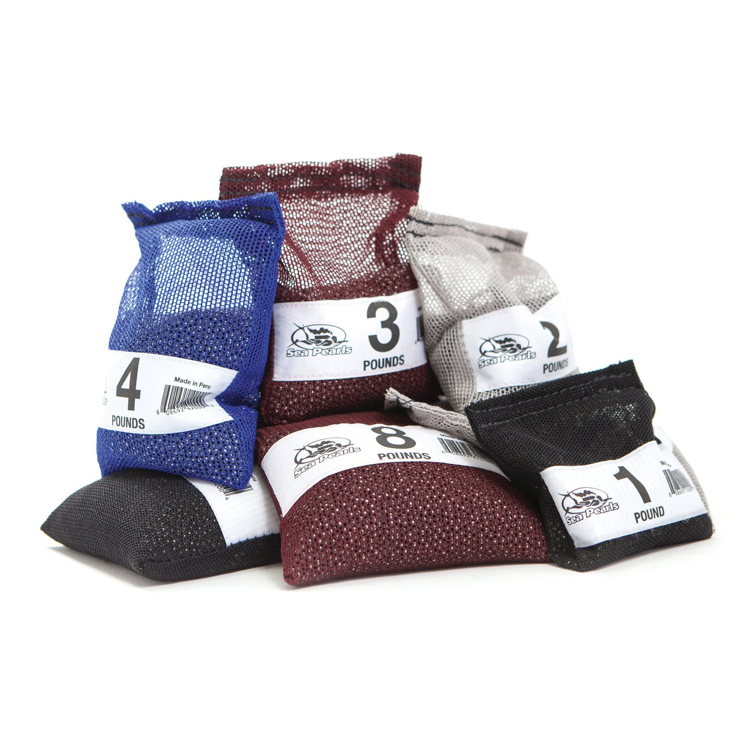 Lead Weights Soft Mesh Bag