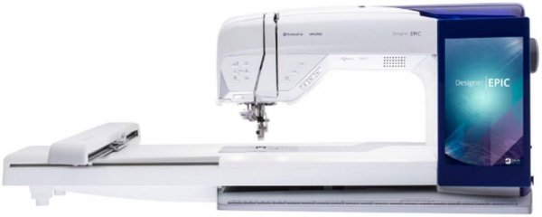 Husqvarna Viking Embroidery Magnificent Husqvarna Designer Ruby Sewing Machine