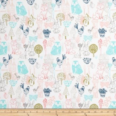 3 Wishes Little Thicket - White 14524
