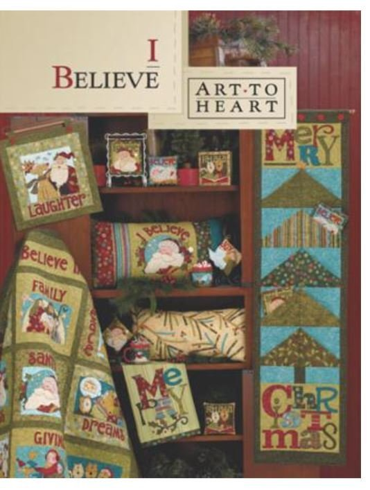 Art To Heart - I Believe - ATH538B
