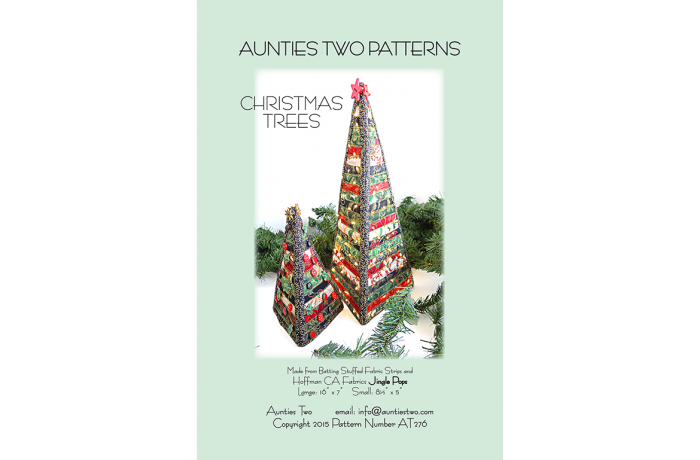 Aunties Two - Christmas Trees