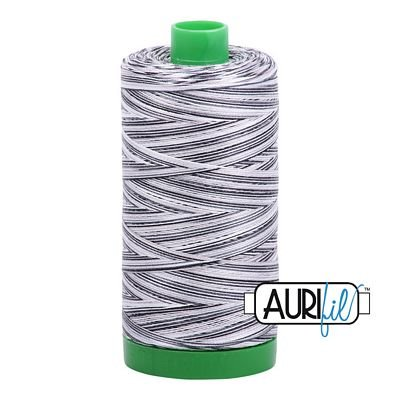 Aurifil Thread Licorice Twist 1140-4652