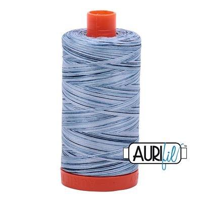 Aurifil Thread Stone Washed Blues 1150-4669