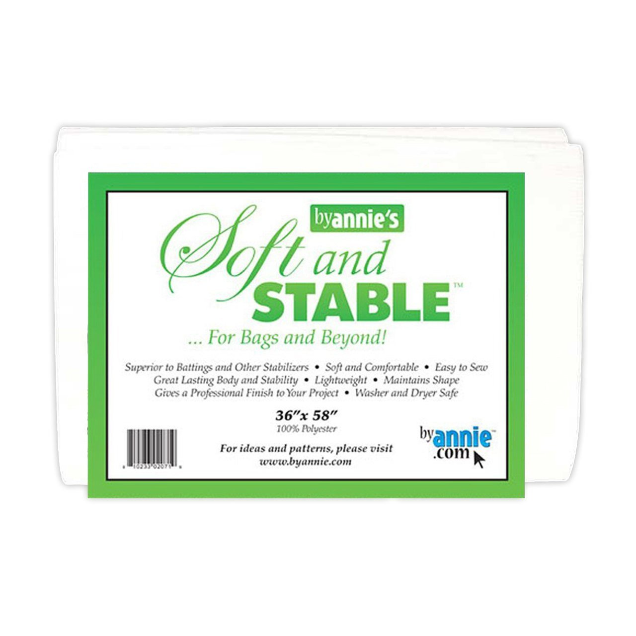 By Annie Soft and Stable Foam Stabilizer SS2036 36 x 58