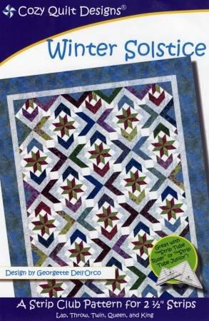 Cozy Quilt Designs - Winter Solstice Pattern