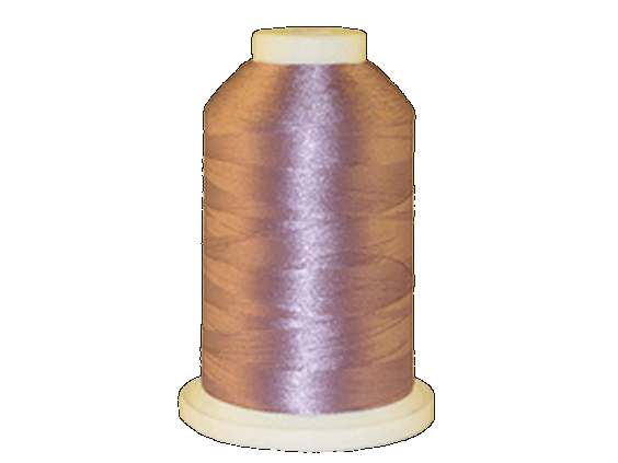 Brother Simplicity Pro 100% Polyester Color Fast, High Shine Embroidery Thread Medium Lilac ETP0057