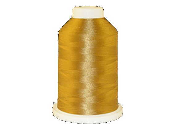 Brother Simplicity Pro 100% Polyester Color Fast, High Shine Embroidery Thread Autumn Green ETP0136
