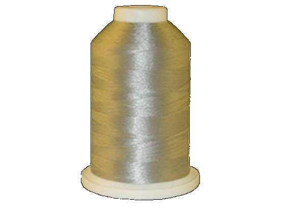 Brother Simplicity Pro 100% Polyester Color Fast, High Shine Embroidery Thread Sterling ETP0158