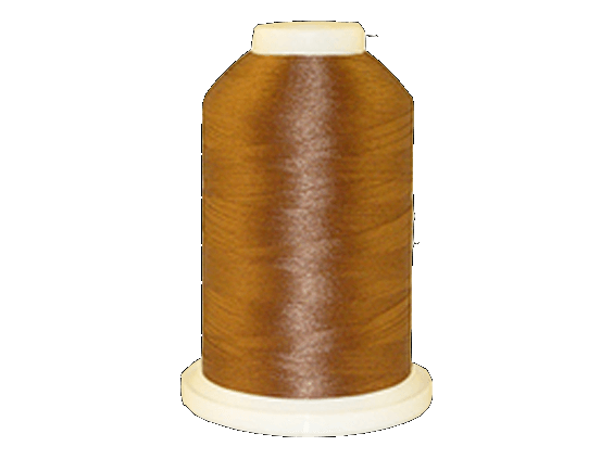 Brother Simplicity Pro 100% Polyester Color Fast, High Shine Embroidery Thread  Sandstone ETP0297