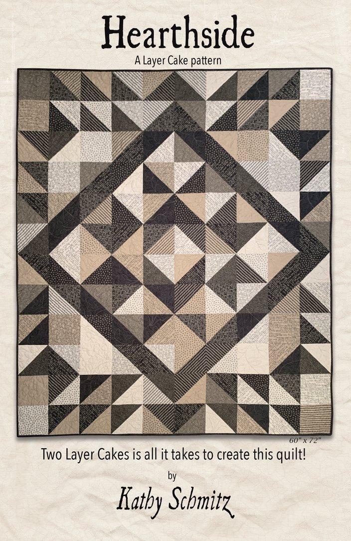Kathy Schmiitz -  Hearthside - KS-1901 Pattern