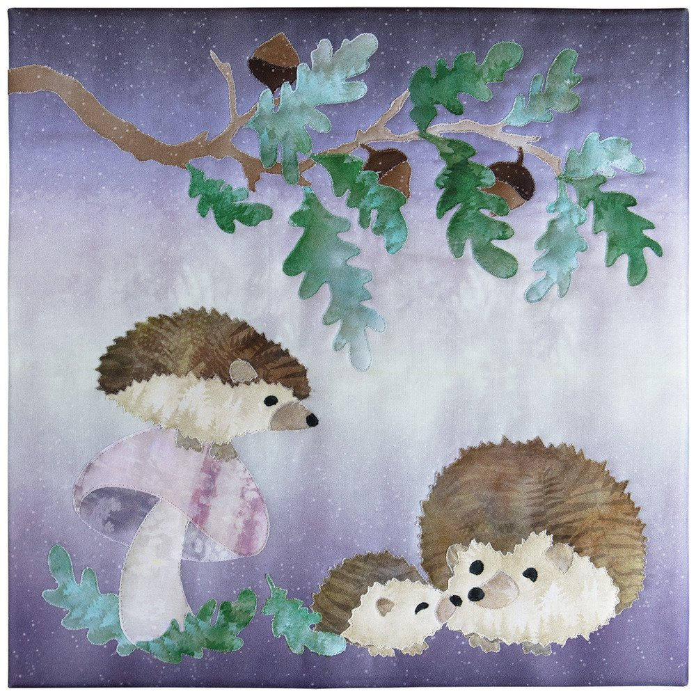 McKenna Ryan Laser Cut Kit  Hedgehog WH04