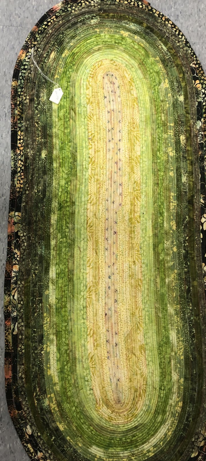 Jelly Roll Rug 22 x 53.5