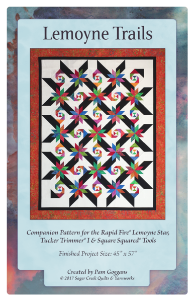 Lemoyne Trails Pattern