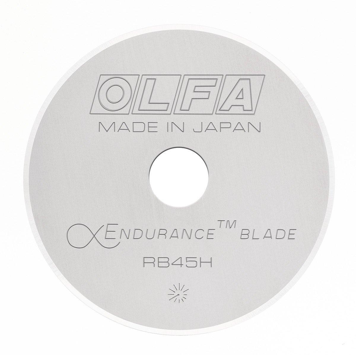 Olfa Rotary Endurance Refill Blades 45mm X1 ENDURANCE BLADE RB45H-1  1128127