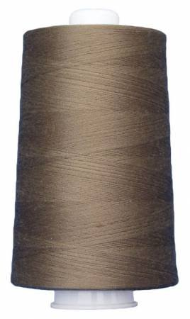 Omni Polyester Thread 40wt 6000yd Dark Tan 3012