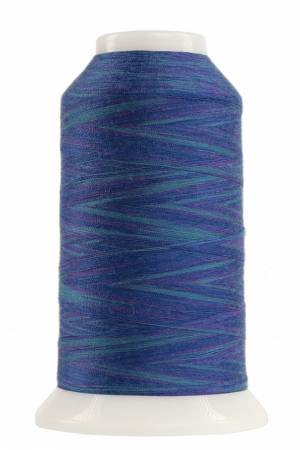 Omni Variegated Polyester Thread 40wt 2000yd Caspian Sea 9028