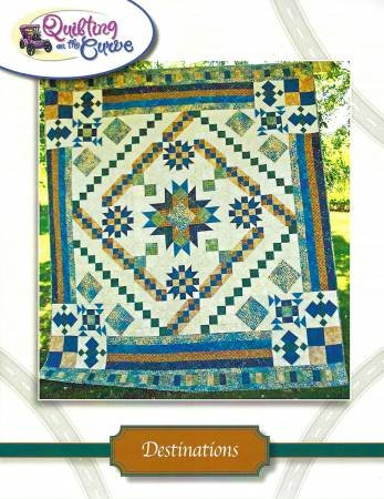 Quilting on the curve Destinations