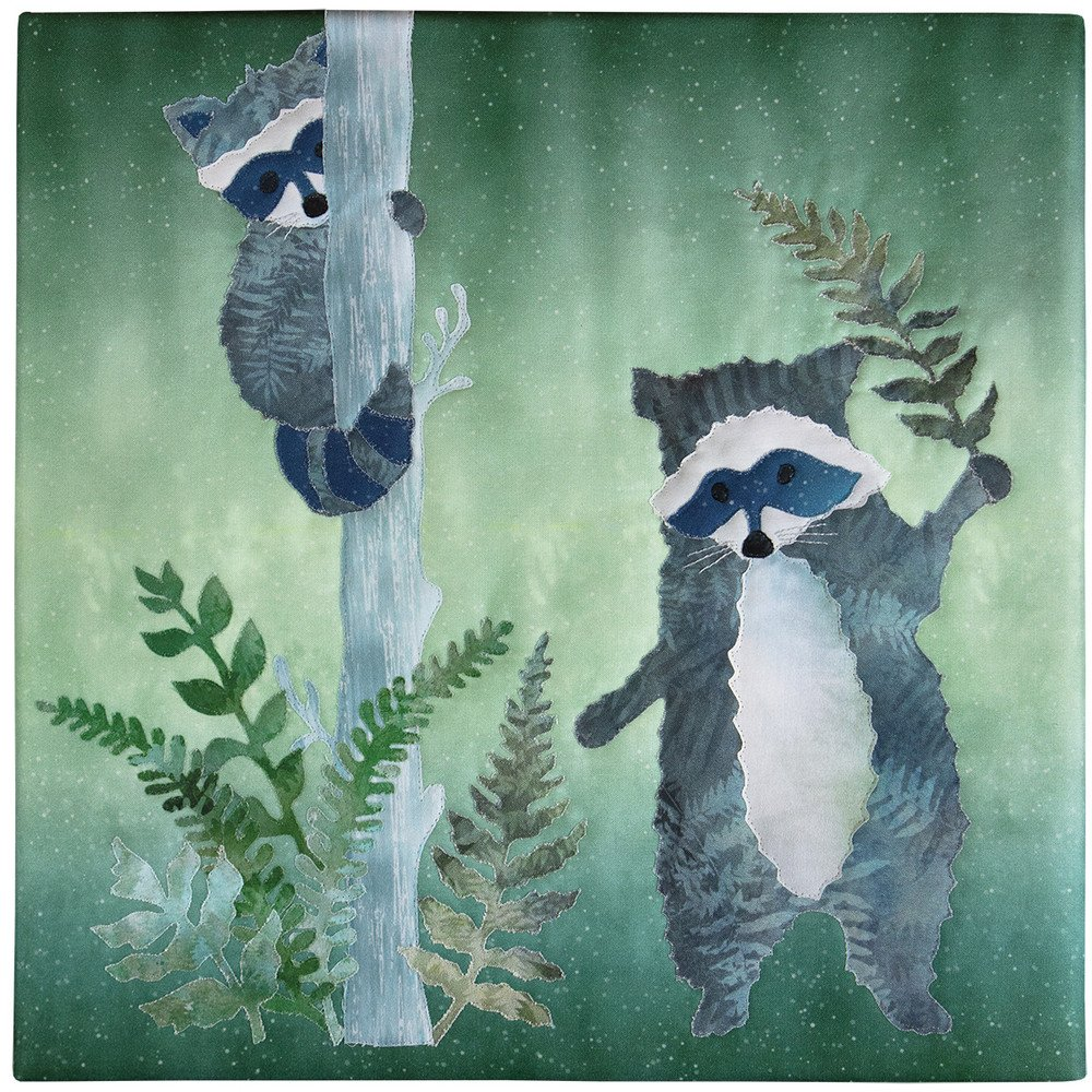 McKenna Ryan Laser Cut Kit Raccoon WH06