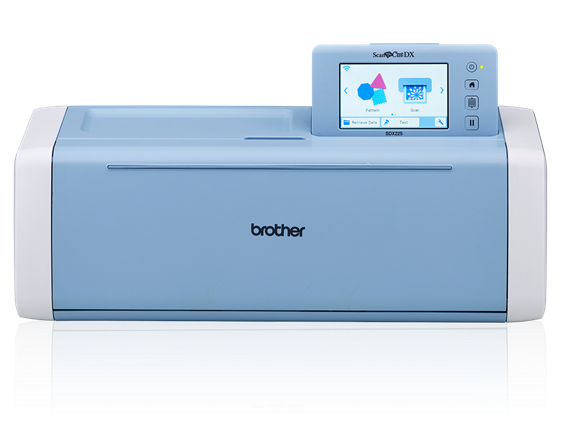 Brother -  Scan N Cut - DX - Innovis SDX225