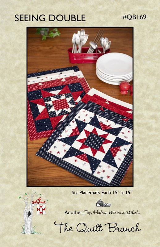 The Quilt Branch - Seeing Double - QB169