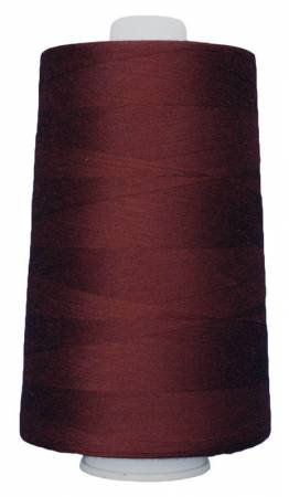 Omni Polyester thread 40wt 6000yd Redstone 3145