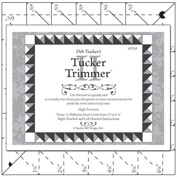 Tucker Trimmer II DT05