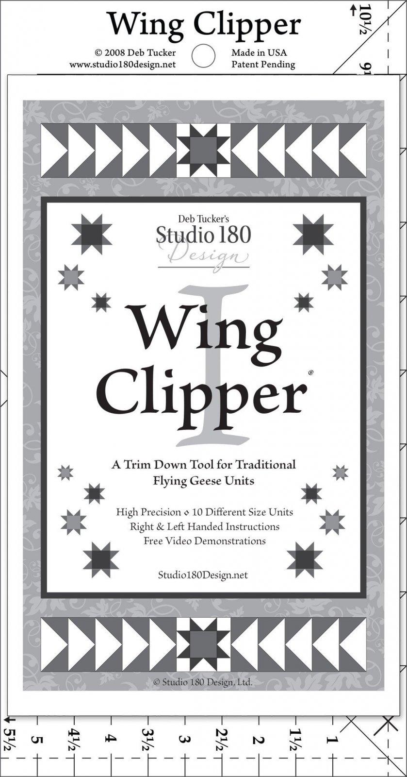 TUCKER WING CLIPPER I DT07