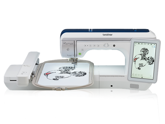 Brother Luminaire Innov-is XP1 Sewing and Embroider