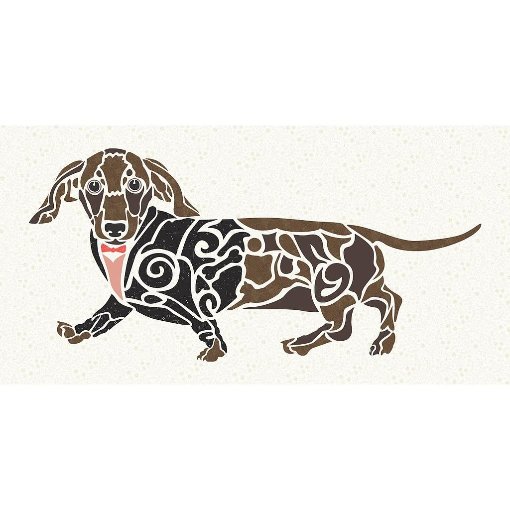 Laser Cut Quilts Doxie Love Laser Cut Quilt - No Backing $51.00/each kit PREORDER DUE FEB/MARCH '20