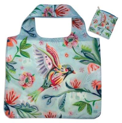 Allen Designs BIRD FABRIC BAG FB209 $12.95/each