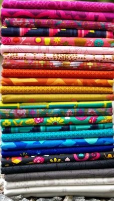 Andover Handiwork by Alison Glass HALF YARD Collection of Full Collection $135/set of 25