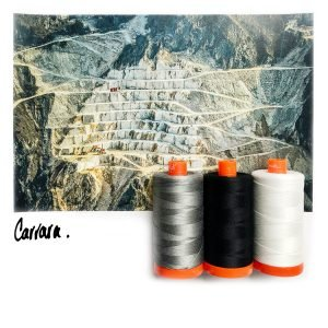 Aurifil Color Builder - Carrara