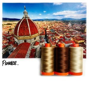 Aurifil Color Builder - Florence