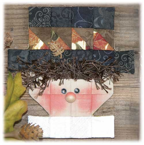 Espresso Fabric Kit - Pilgrim Boy