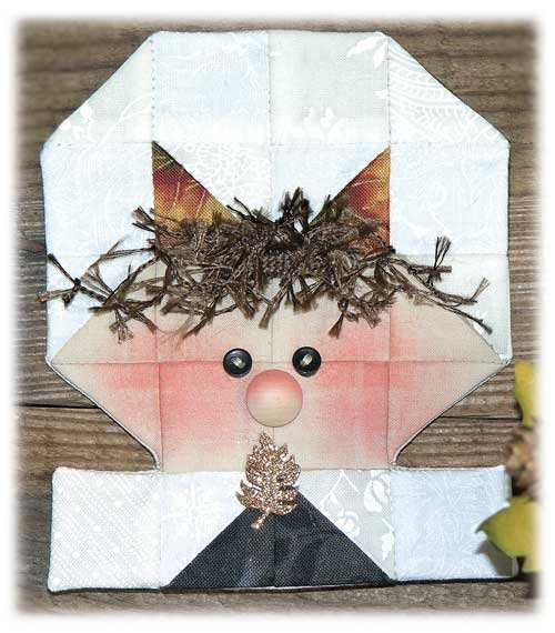 Espresso Fabric Kit - Pilgrim Girl