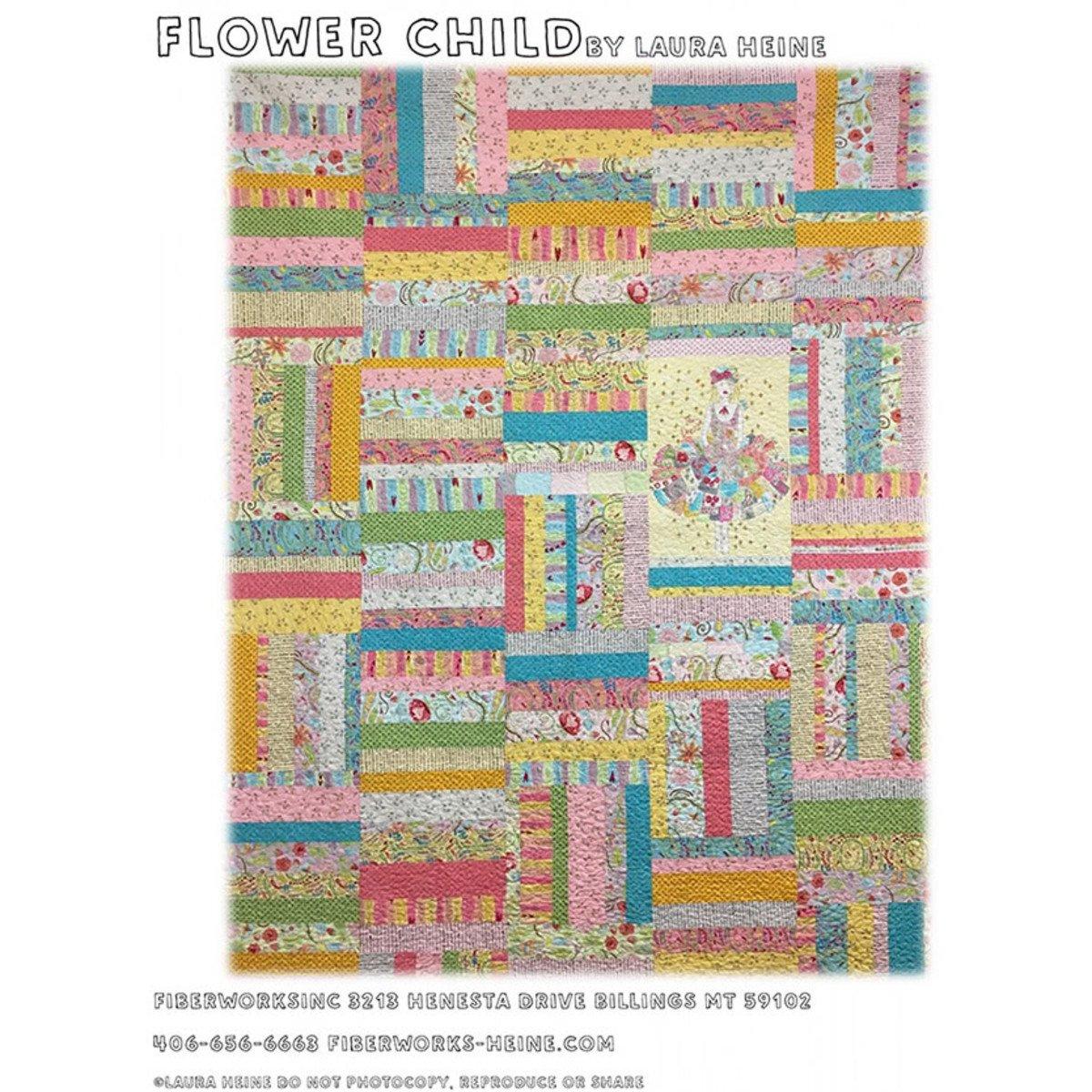 Flower Child Quilt Bundle