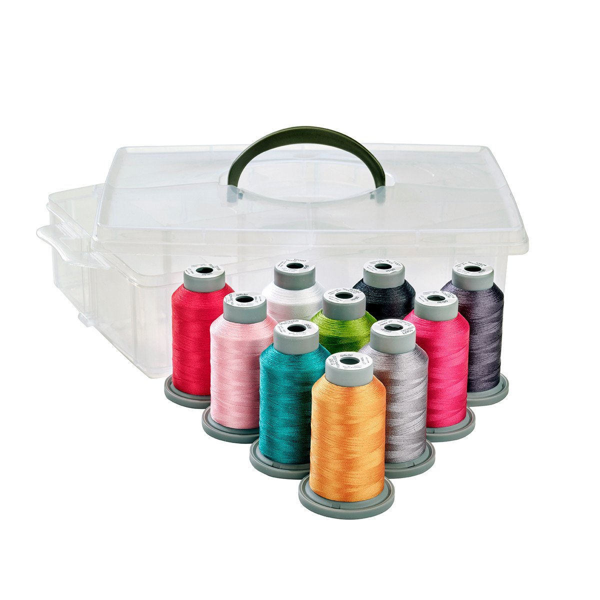 Love Notes Machine Embroidery Thread Kit