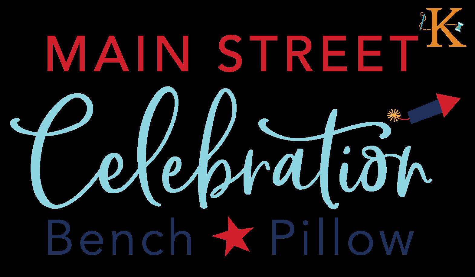 Main Street Celebration Fabric Kit
