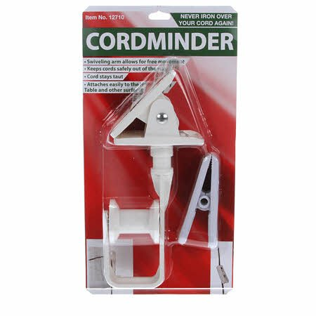 Cord Minder for Irons