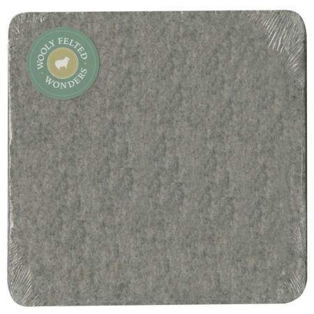 Wooly Felted Ironing Mat 8-1/2 x 8-1/2