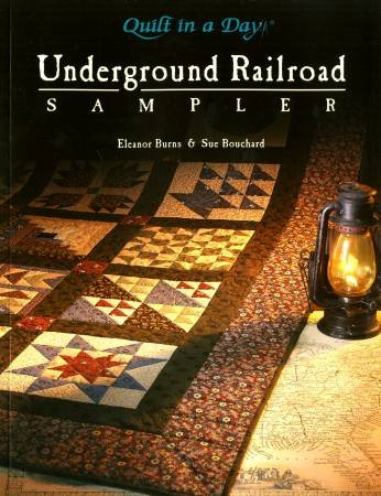 1068QD Underground Railroad Sampler