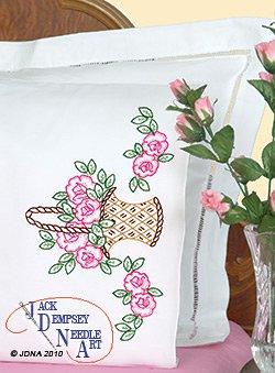 Basket of Flowers 1600 485